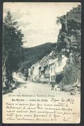 +++ CPA - LA ROCHE - Route De Cielle  //