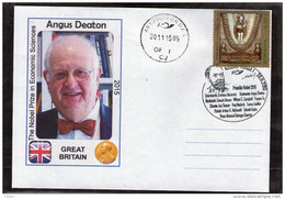 Nobel Prize In Economics 2015 Angus Deaton - Turda 2015