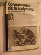 Dossiers Connaissances Chocolat Poulain, Connaissance De La Sculpture, Du Moyen âge à Rodin. - Poulain