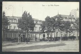 +++ CPA - SPA - La Villa Royale - De Graeve 2145  // - Spa
