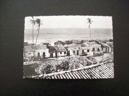 Brésil - Carte Postale De Fortaleza: Détail Du Vieux Quartier - Fortaleza
