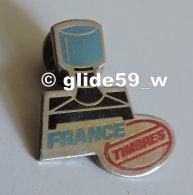 Pin's France Timbres - Pin's