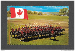 POLICE - ROYAL CANADIAN MOUNTED POLICE - R.C.M.P. CHEVAL - GENDARMERIE ROYALE DU CANADA - WORLD FAMED MUSICAL RIDE - Police - Gendarmerie