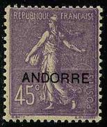 ANDORRE FRANCAIS - YT 14 * - TIMBRE NEUF *