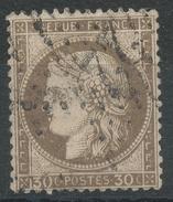 Lot N°34913  N°56, Oblit étoile Chiffrée 22 De PARIS (R. Taitbout)