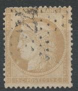 Lot N°34915  Variété/n°59, Oblit étoile Chiffrée 24 De PARIS (R. De Cléry), Tache Blanche Coté Perles SUD OUEST