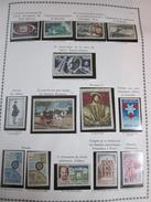 Plus De 800 Timbres Neufs De France De 1964 à 1989 - Cote Supérieure à 900 Euros - France