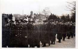 Begräbnis Trauermarsch Uniformierte, Unbekannt - Beerdigungen