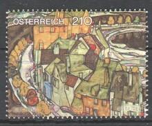 """Österreich 2005:""""  Egon Schiele""""  Aus Block Postfrisch (siehe Foto/Scan)"""