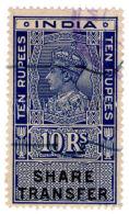 (I.B) India Revenue : Share Transfer 10R