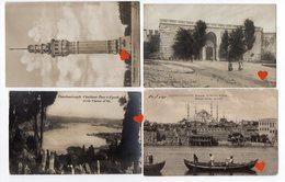 39209-ZE-TURQUIE-Constantinople------Lot De 11 CPA  Diverses - Turkey