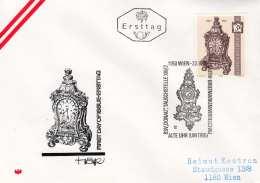 ÖSTERREICH FDC Brief 1970 (Ank1360)