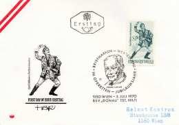 ÖSTERREICH FDC Brief 1970 (Ank1361)