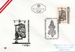 ÖSTERREICH FDC Brief 1970 (Ank1358)