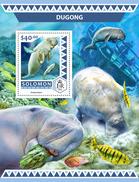 SOLOMON Isl. 2016 - Dugong S/S