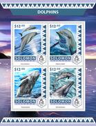 SOLOMON Isl. 2016 - Dolphins