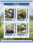 SOLOMON Isl. 2016 - Pandas