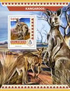 SOLOMON Isl. 2016 - Kangaroos S/S