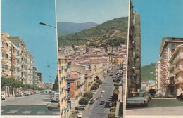 10647) LAMEZIA TERME VEDUTE NICASTRO SAMBIASE S. EUFEMIA VIAGGIATA - Lamezia Terme