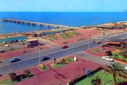 Marina Di Massa - Pontile E Lungomare - 312 - Formato Grande Viaggiata – E1 - Massa