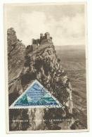 Carte Maximum 1952 - Rep San Marino - Rocher Et Château