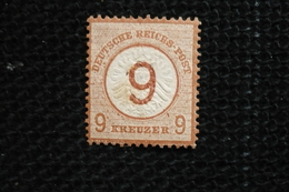 Allemagne Aigle En Relief Type 2 N°29 Neuf * Cote 100€ En 2003