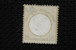Allemagne Aigle En Relief Type 2 N°25 Neuf (*) Sans Gomme