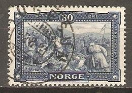 NORVEGE    -    1930 .   Y&T N° 150 Oblitéré.