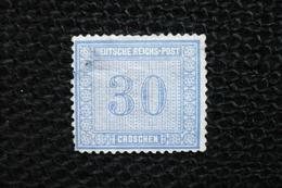 Allemagne  N°27 Neuf ( * ) Cote 150€ En 2003