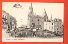 IAM-10  Spa. Cascade Monumentale. Cachets SPa Et  Roubais 1905 - Spa