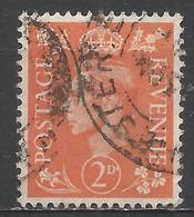 Great Britain 1938. Scott #238 (U) King George VI * - 1902-1951 (Rois)