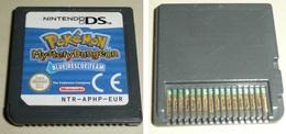 Jeu Vidéo Pour Console Nintendo DS POKEMON Mystery Dungeon Blue Rescue Team - Nintendo 64