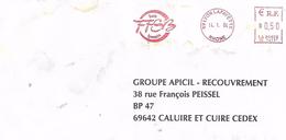 69 LYONFederation Française De Sport Boules FFSB Boule Lyonnaise  14/01/04  Légèrétrace De Mouillure