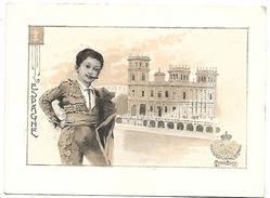 CHROMO - Le Chocolat LOMBART à L'Exposition Universelle De 1900 - Espagne - Lombart