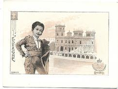 CHROMO - Le Chocolat LOMBART à L'Exposition Universelle De 1900 - Negre - Lombart