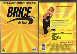 CINEMA - COMEDIE - EDITION COLLECTOR DVD + POSTER + TATOO - BRICE DE NICE - JEAN DUJARDIN / CLOVIS CORNILLAC - Komedie