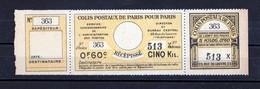 Colis Postaux De Paris Pour Paris