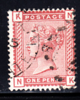 Great Britain Used #79 1p Victoria Position: NK