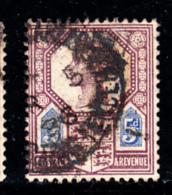 Great Britain Used #118 5p Victoria Die II