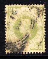 Great Britain Used #122 1sh Victoria