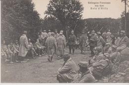 MILITARIA (Prisonniers Français Guerre 14/18) Gefangene Französische Aus Dem BOIS D'AILLY (54) - Guerre 1914-18