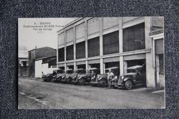 DIEPPE - Etablissements ROBBE, Vue Du Garage. - Dieppe