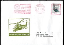 592-SLOVAKIA Prepaid Envelope OLYMFILA Internation. Philatelic Exhibition-Olymphilex Qualification For Athens 2004