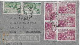 ARGENTINA → Por Avion, Letter Buenos Aires To Switzerland ►Air Mail Stamp 1947◄ - Poste Aérienne