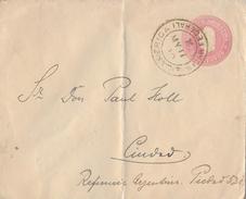 REPUBLICA  ARGENTINA → Letter To Buenos Aires   ►5 Centavos 1899◄ - Entiers Postaux