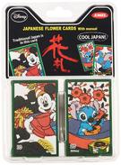 "Angel Shoji Hanafuda  "" Disney "" Set - Group Games, Parlour Games"