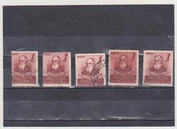 Stamps Erros  ROMANIA- VARIOUS-I.P.PAVLOV-The DAYS Of The ROMANIAN-SOVIET MEDICAL YESR 1952