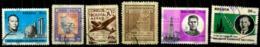 Bolivie Scott N° .taxeRA1.2.17.3.4.21.13..oblitérés - Bolivie