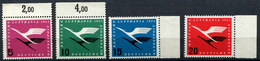 Michel 205-208 Lufthansa Postfrisch (1-280)