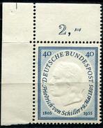 Michel 210 Friedrich Von Schiller Postfrisch (1-301)